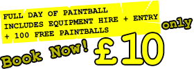 book birmingham paintball birmingham paintballing online booking