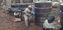 plymouth paintball exeter team building taunton news