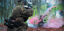 exeter paintball devon plymouth paintballing taunton