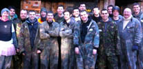Stag & Hen Bournemouth paintballing salisbury paintball weymouth