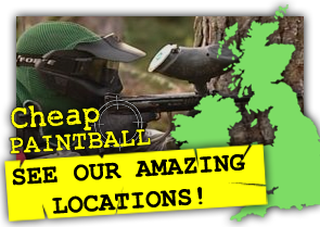 Paintball Locations UK Cheap Paintball Sites