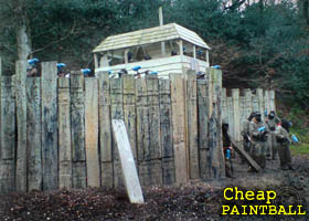 Paintball Fort Cheap Paintballs