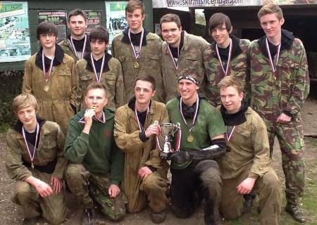 Paintball Northampton, Paintball Bedford, Paintballing Milton Keynes